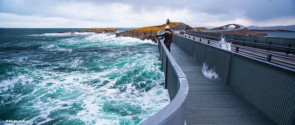 atlantic ocean bridge