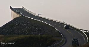 atlantic ocean highway to heaven