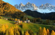 alp dolomites italy landscapes