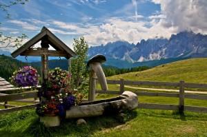 alp dolomites italy landscapes 4